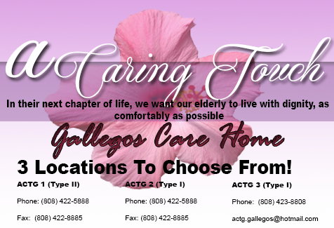Gallegos Care Home